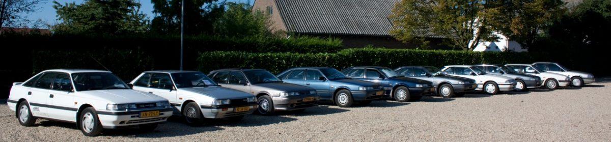 MAZDA 626 Club Nederland since 2000